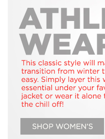 Shop Women's Athletic Wear