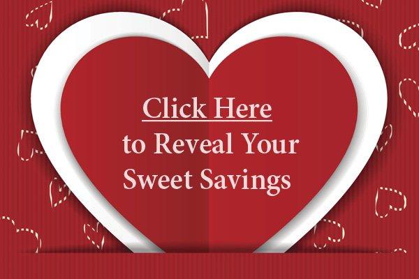 Sweet Savings Inside