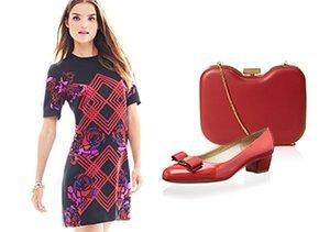 Designer Looks: Shades of Red