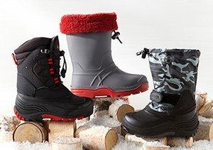 Snow Day Prep: Kids' Boots