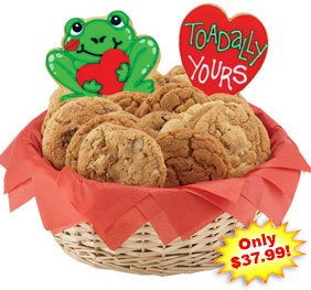 Toadally Yours Basket