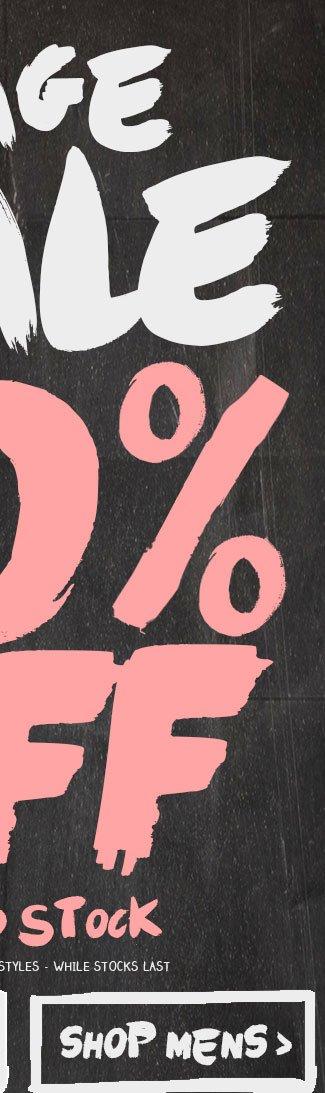 Shop Womens Garage Sale