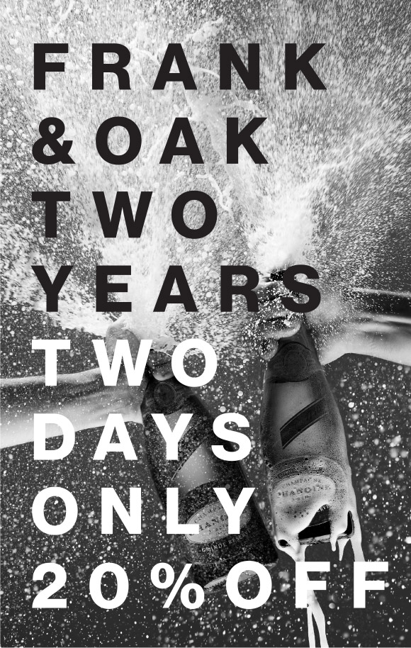 Two Years Anniversary