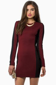 Move With Me Bodycon Dress 37