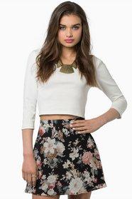 Natasha Floral Skirt  29