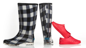 Bootsie Tootsie Rainboots and more