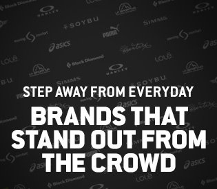 Brands That Stand Out From the Crowd