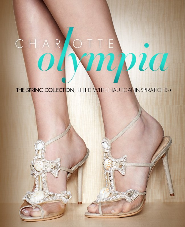 Charlotte Olympia Spring