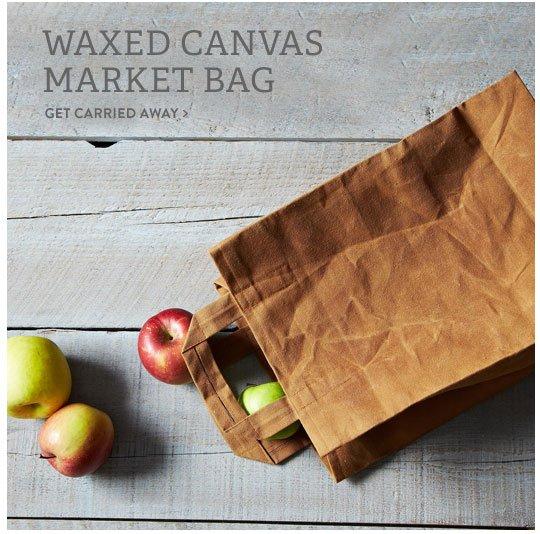 Cavas Market Bag