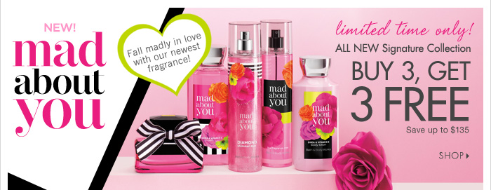 Signature Collection – Buy 3, Get 3 Free