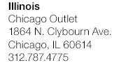 Illinois - Chicago Outlet