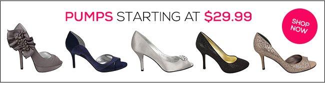 Nina Shoes Pumps Sale