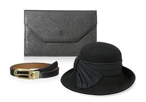 Best of Black: Accessories