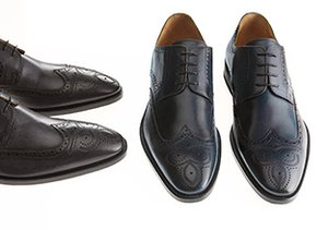 The Wingtip Shoe