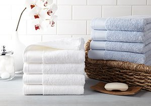 Plush Bath Towels By Schlossberg