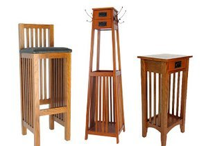 Mission Style Furniture by Charleston