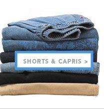 Shop Shorts & Capris