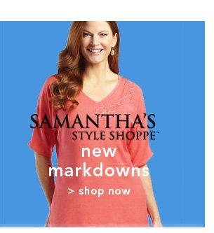 Shop Samantha's Style Shoppe