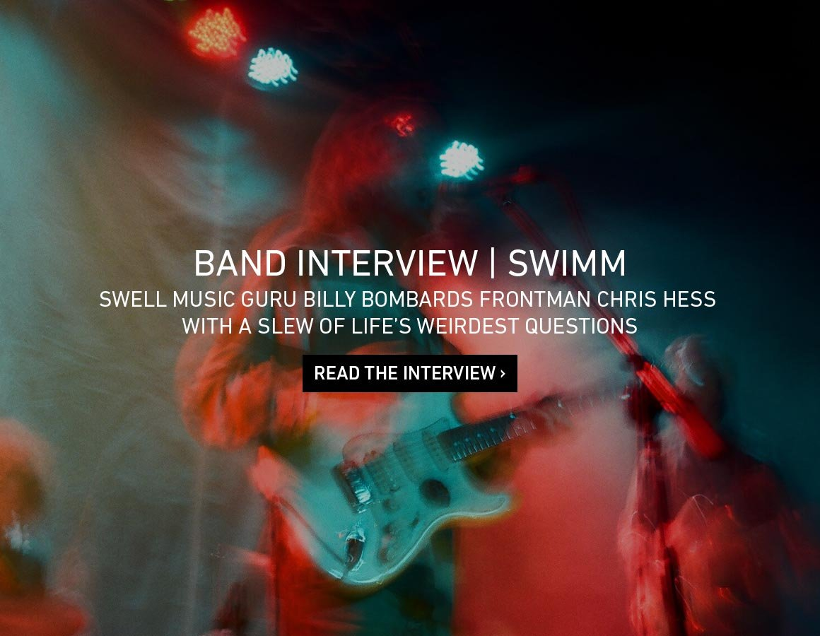 Band Interview | SWIMM