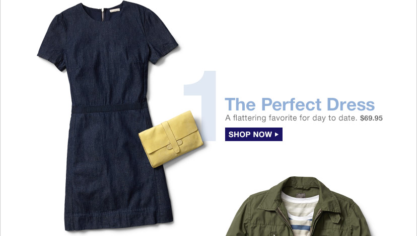 1 The Perfect Dress | SHOP NOW