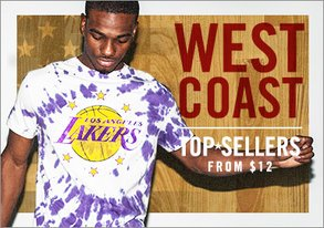 Shop West Coast: Top Sellers from $12