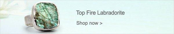 Top Fire Labradorite