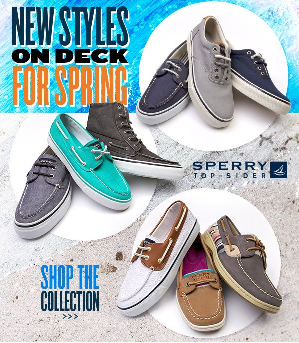 New Styles on Deck feat. Sperry