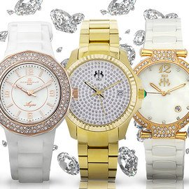 Tell Time: Bling Watches