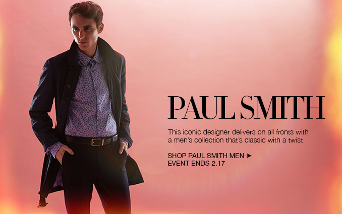 Shop Paul Smith - Mens.