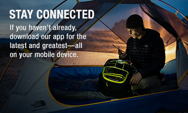 STAY CONNECTED - If you haven't already, download our app for the latest and greatest—all on your mobile device.