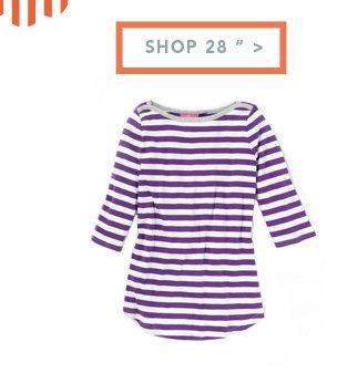 Shop 28 Inch Tunic