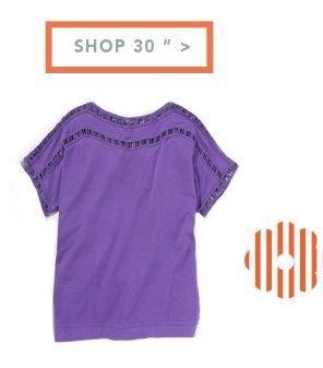 Shop 30 Inch Tunic