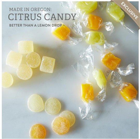 Citrus Candy