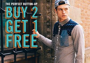 Shop Essentials: The Perfect Button-Up