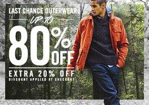 Shop Extra 20% Off: Jackets & Blazers