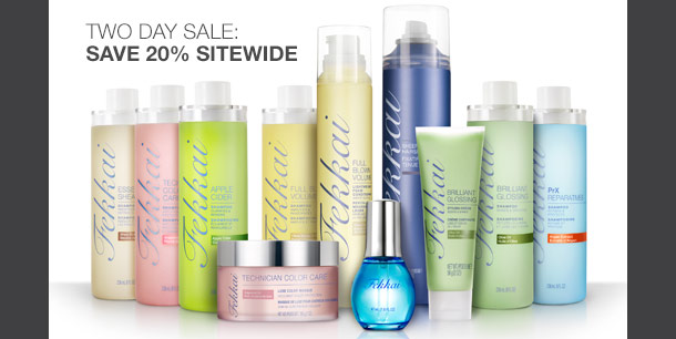 TWO DAY SALE SAVE 20% SITEWIDE