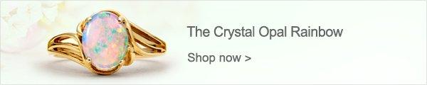 The Crystal Opal Rainbow