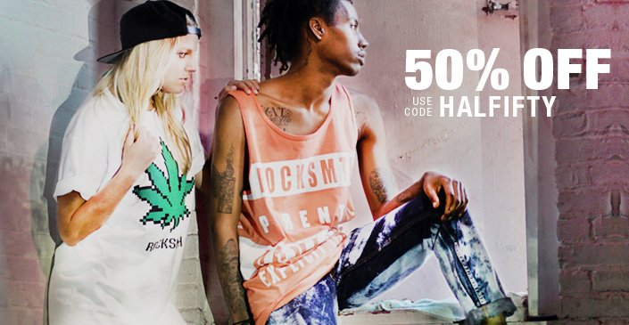 Half-Hearted:50% Off