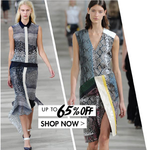 PREEN BY THORNTON BREGAZZI UP TO 65% OFF