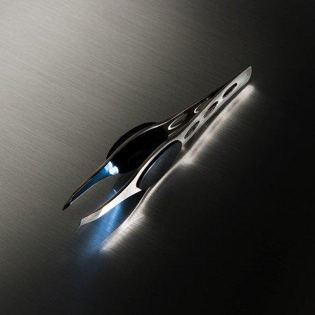 LED Lighted Tweezer Trendy // Black