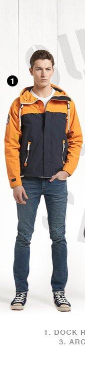 dock rescue jacket
