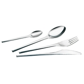 Norstaal Prisme Cutlery, 16 Pieces