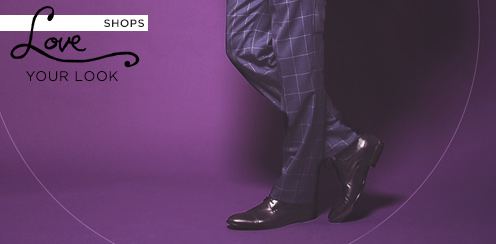 Step by Step: Men's Shoes Shop