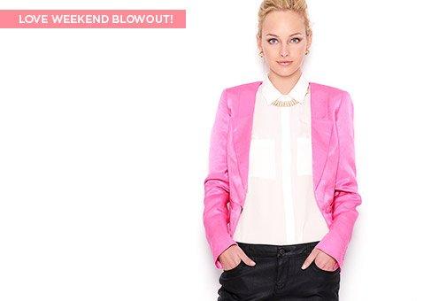 Love Weekend Blowout: Prada, Gaultier, Ferre, Miu Miu & more