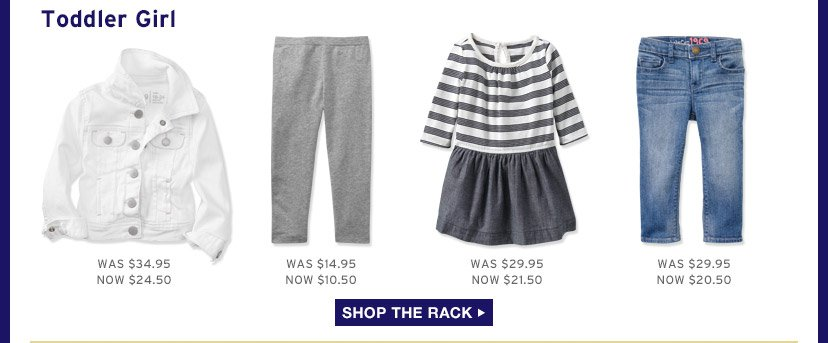 Toddler Girl | SHOP THE RACK