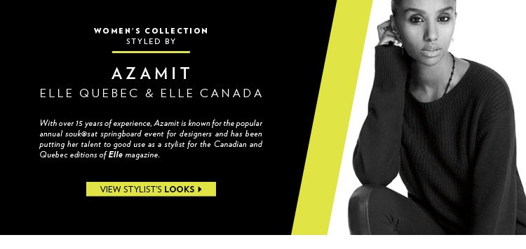 9.5.7 Collection. Three hot stylists from Elle, Clin d'œil and Loulou put their spin on the 9.5.7 Collection.
