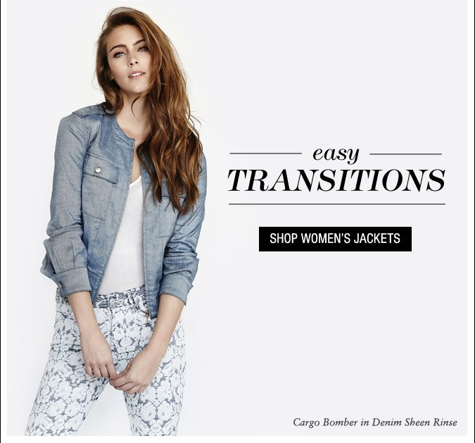 Easy Transitions - Shop Women's Jackets