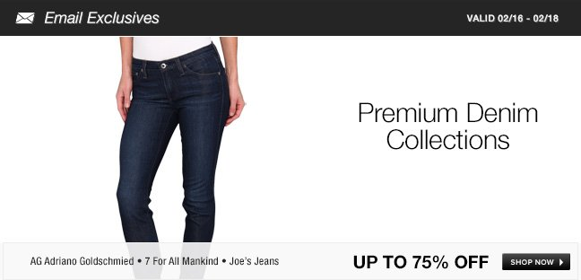 Premium Denim Collections