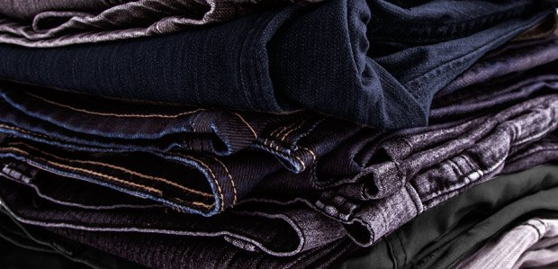 Dark-Wash Jeans Can Do No Wrong