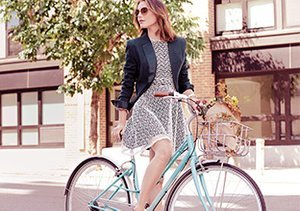 Signs of Spring: Dresses, Bikes & More